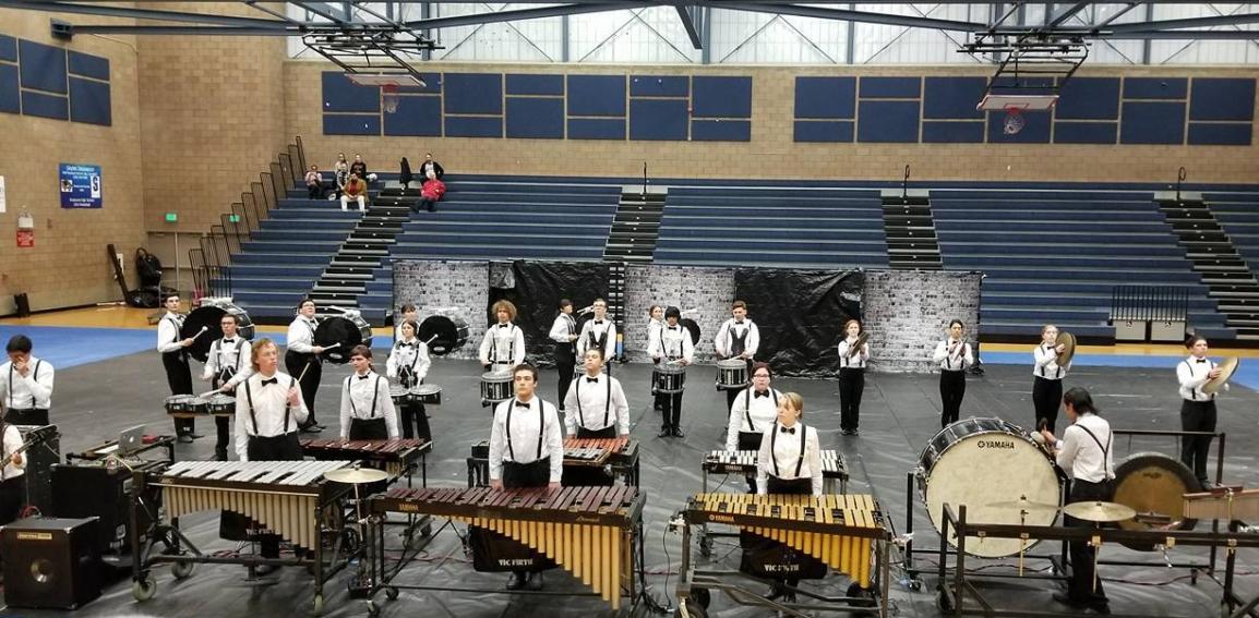 Image of LODI Percussion Band